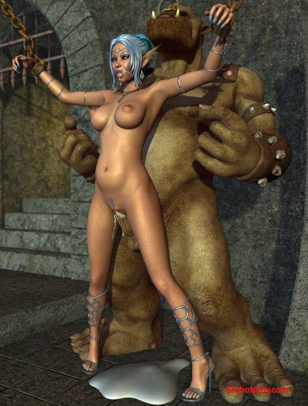 Эротические картинки с эльфами фото 64-455