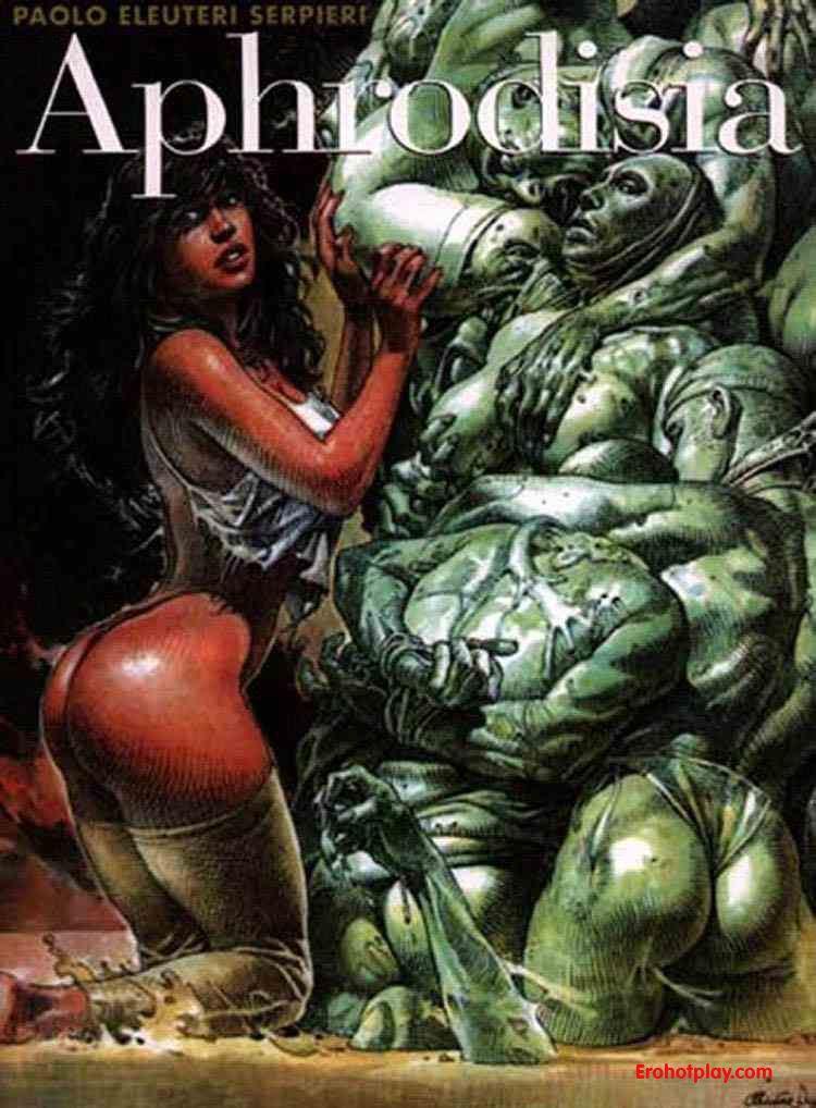 Фантастические порно комиксы и фото фото 370-919