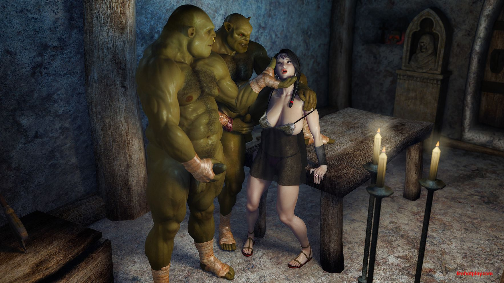 Orcs porn uncensored naked pic