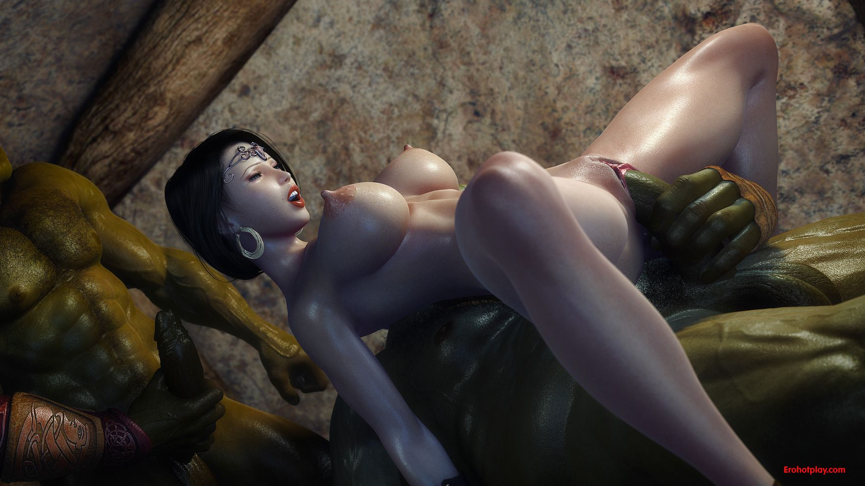 Sex sunmon night swordcrafi story lynn hentai  xxx photos