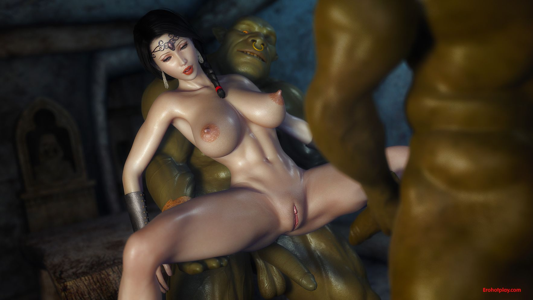 Girl orcs porn sexy streaming