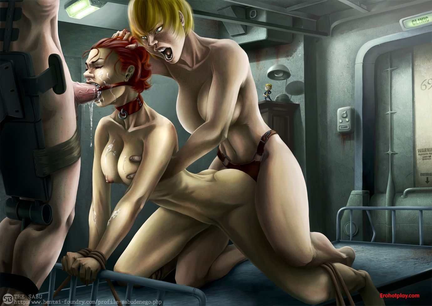 Hot naked sex fallout fan art hentia tube