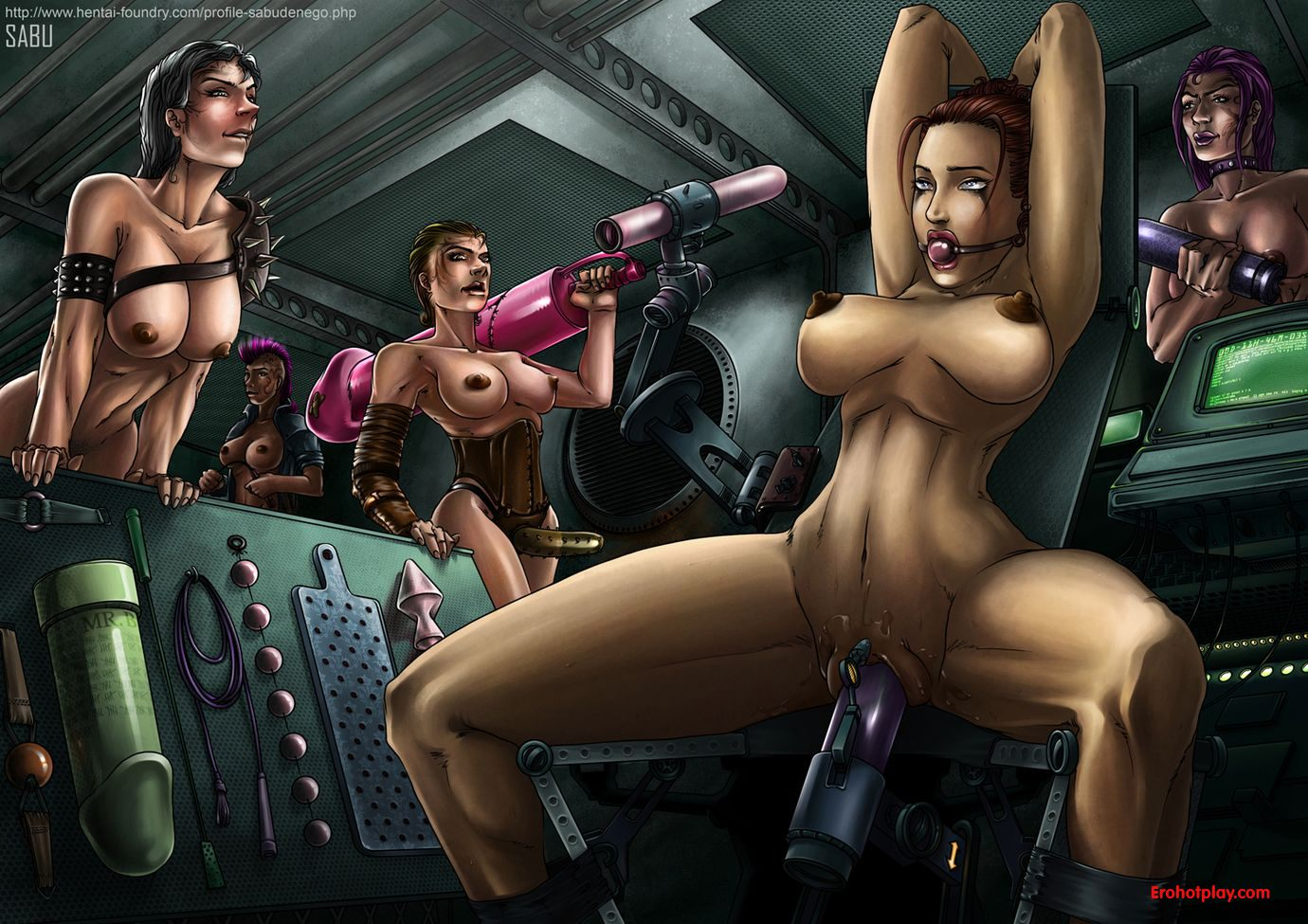 Порно игры рисованные