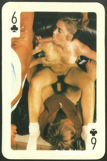 порно карты восьмидесятых