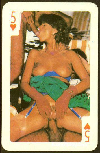 порно про карты