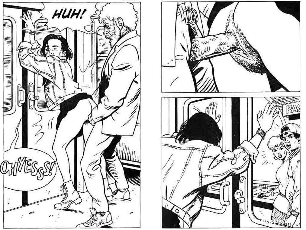 порно комикс рабыня таня