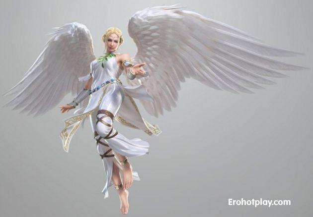Белый Ангел Порно Эро Фото