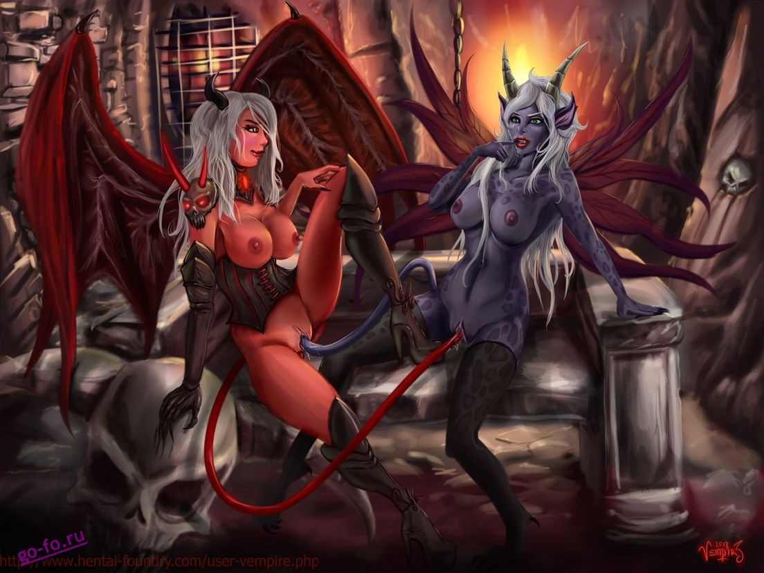 Sexy female demon porn porn photos